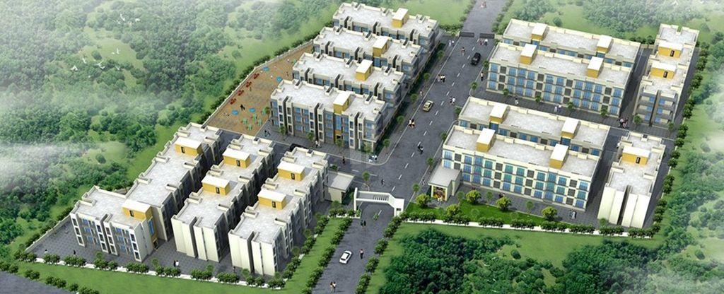 Divyaraj Value Homes - Elevation Photo