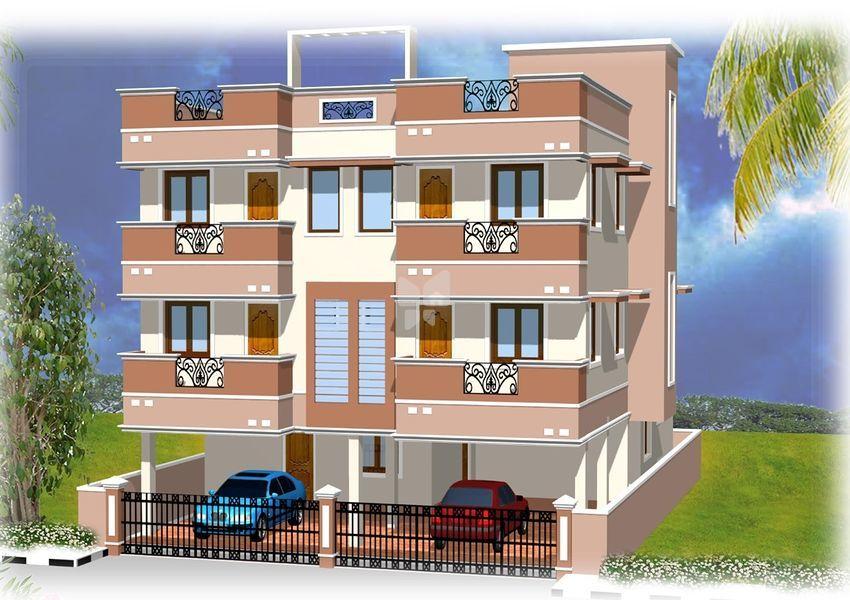 Shanti Saravana Homes - Elevation Photo