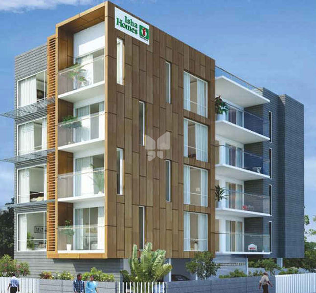 Isha Homes Aara - Elevation Photo