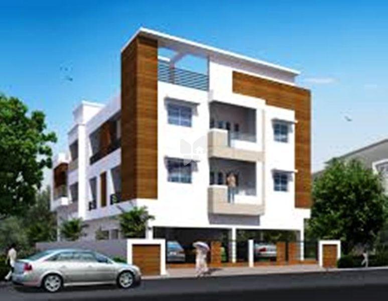 Ramaniyam Sukriti - Elevation Photo