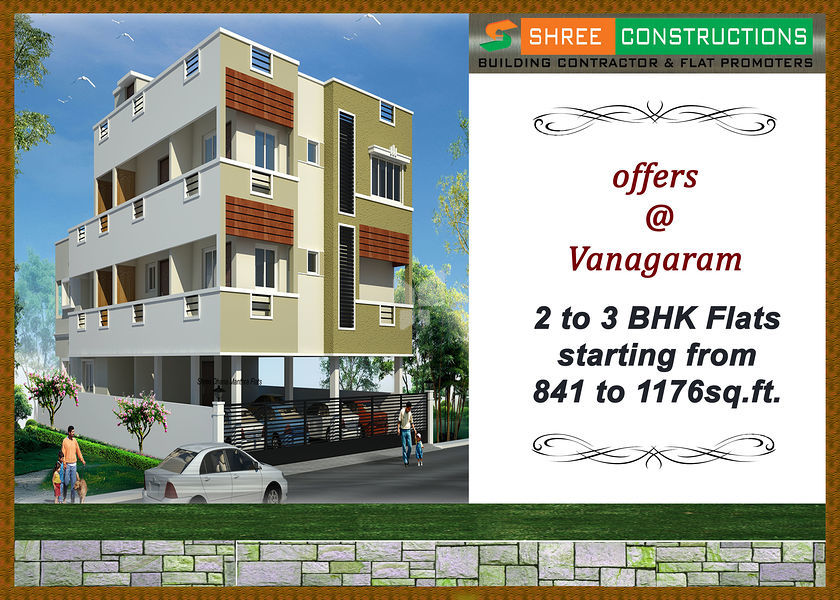 Shree Dhana Manthra Flats - Project Images