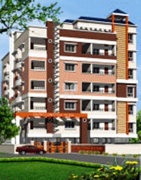 Dhaanis Pride Residency - Elevation Photo