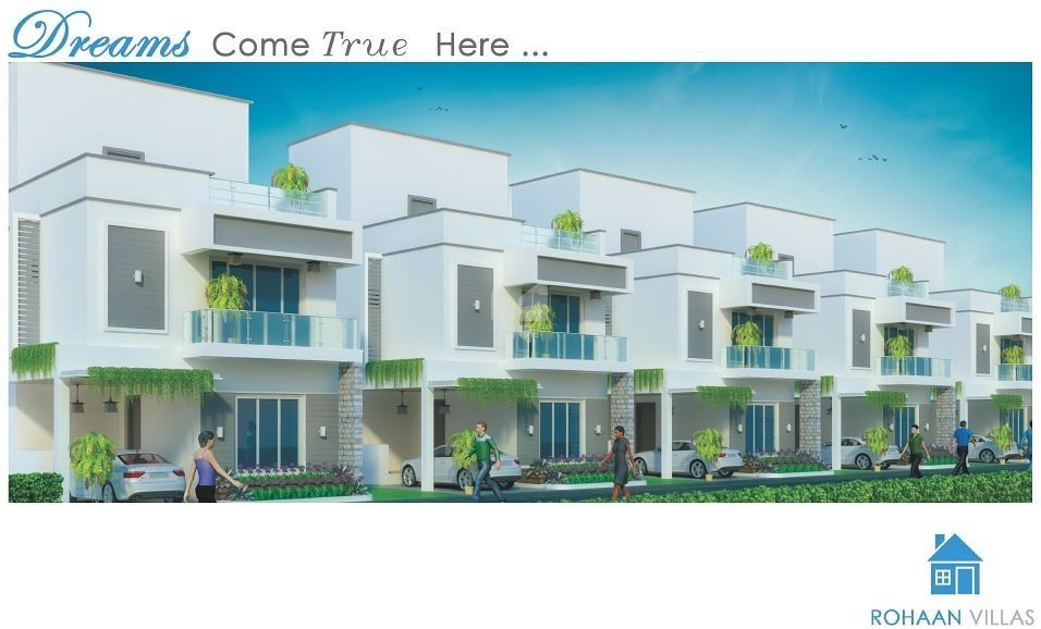 Rohaan Villas - Elevation Photo