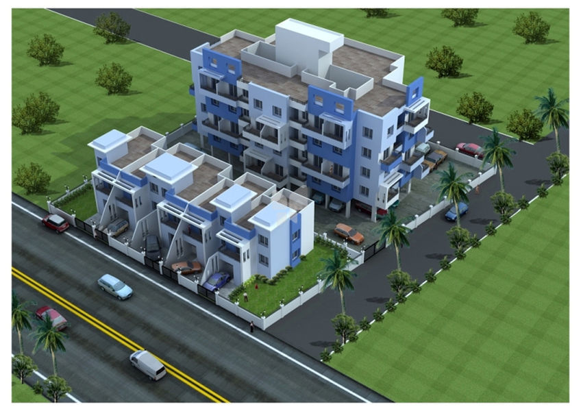 Ganesh Siddhi Residency Villa - Project Images
