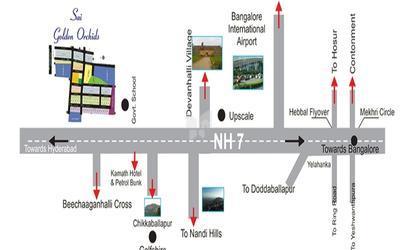 aastha-sai-golden-orchid-in-chikkaballapur-location-map-oam