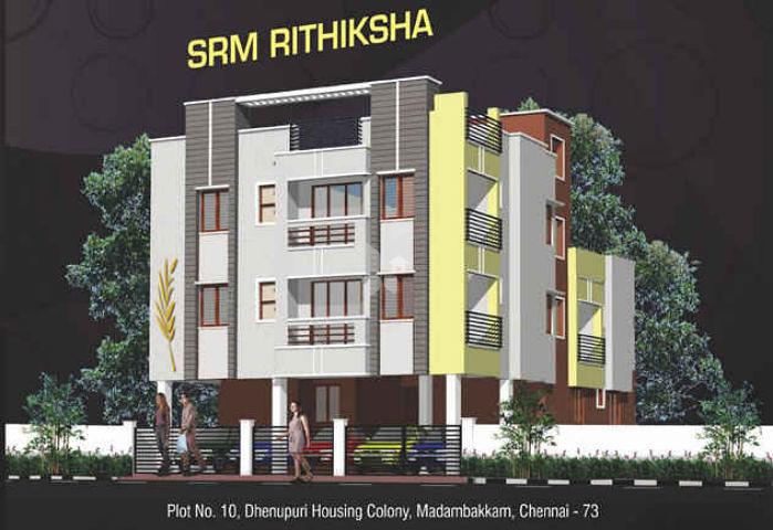 Ryka Homes Rithiksha - Elevation Photo