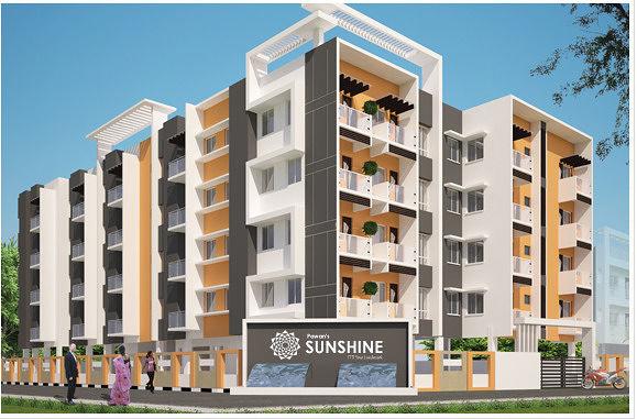 Pawan's Sunshine - Elevation Photo