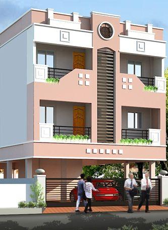 elevation jkb housing 7 heaven in kolapakkam - Jkb Homes Floor Plans