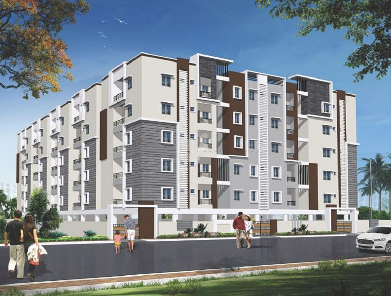 SPA Sree Nilayam - Elevation Photo