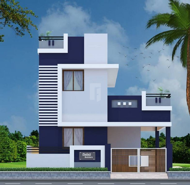 Sri Balaji Arcade - Elevation Photo