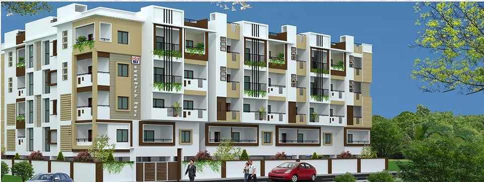 Ds max serenity nest in silk board bangalore price for Apartment design guide sepp 65