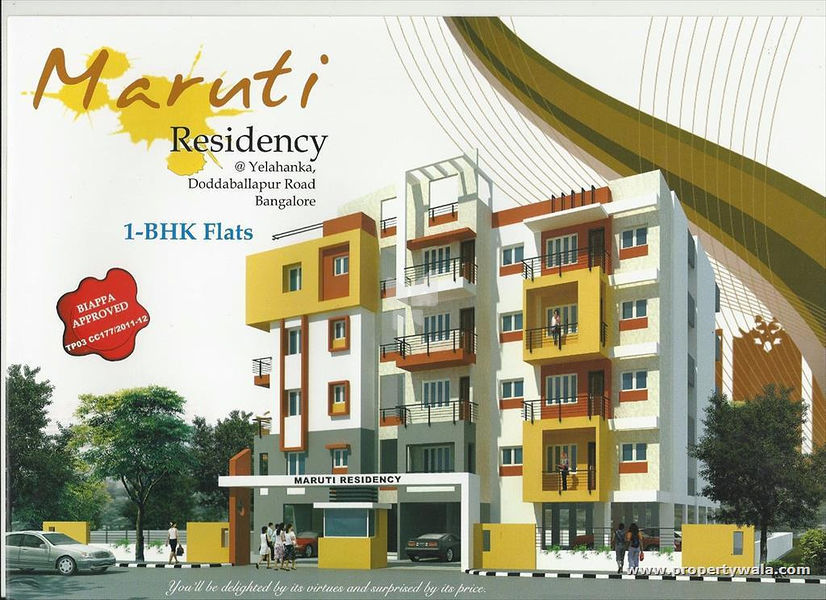Maruti Residency - Project Images