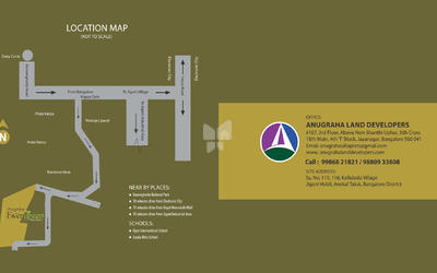 anugraha-evergreen-villas-in-jigani-location-map-o5c
