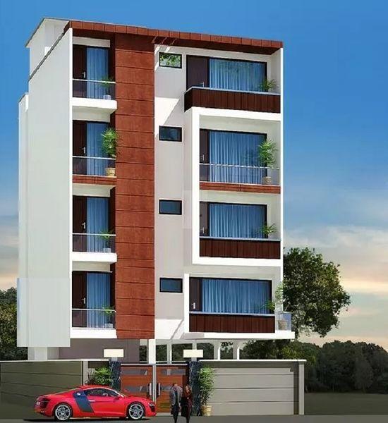Yadav Floors Block B - Project Images
