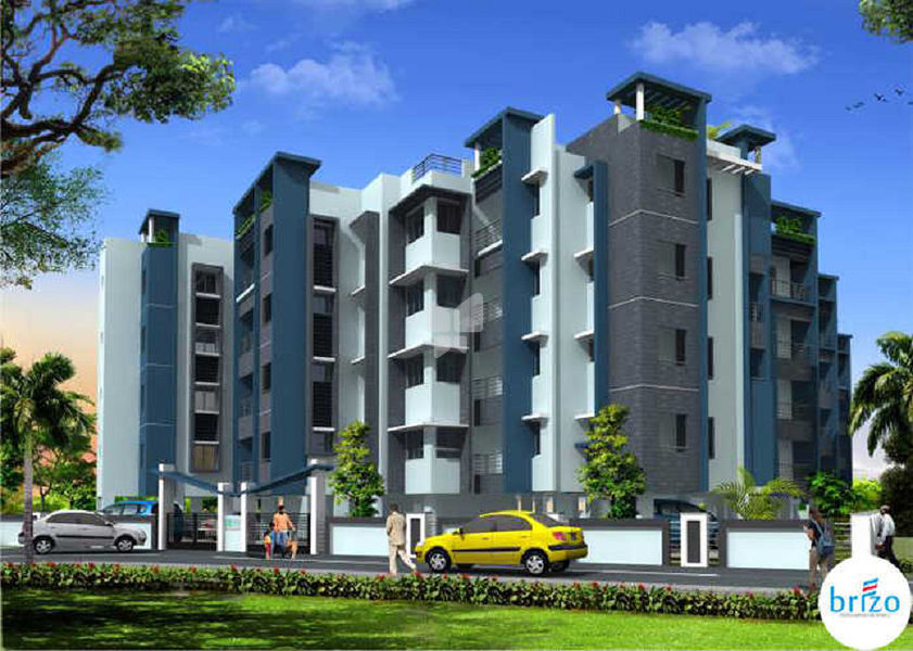 Sri Padmavathi Brizo Apartments - Project Images