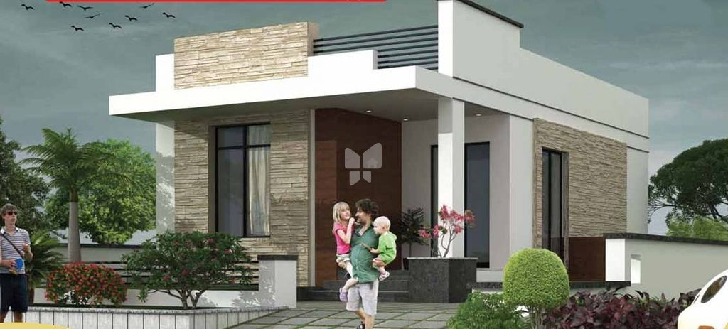 GSRK Maruti Hills Township Phase I Villas - Elevation Photo
