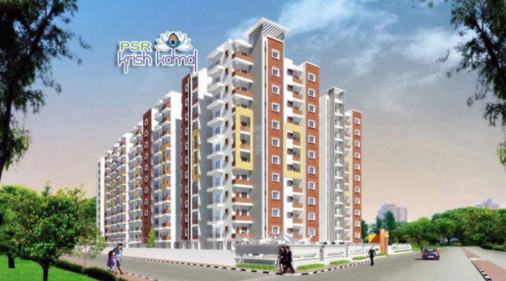 PSR Krish Kamal - Elevation Photo