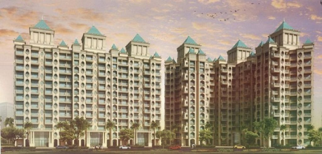 Tharwani Vedant Crystal - Project Images