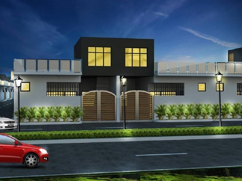 Satyam Enclave - Project Images