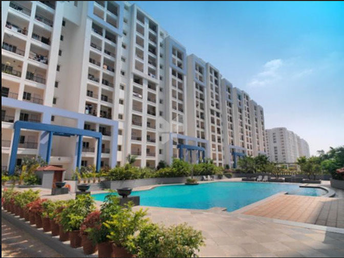 Adarsh Palm Retreat Tower 1 - Project Images