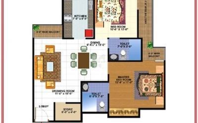 dsr-krishna-royale-apartment-in-gandhi-nagar-pin