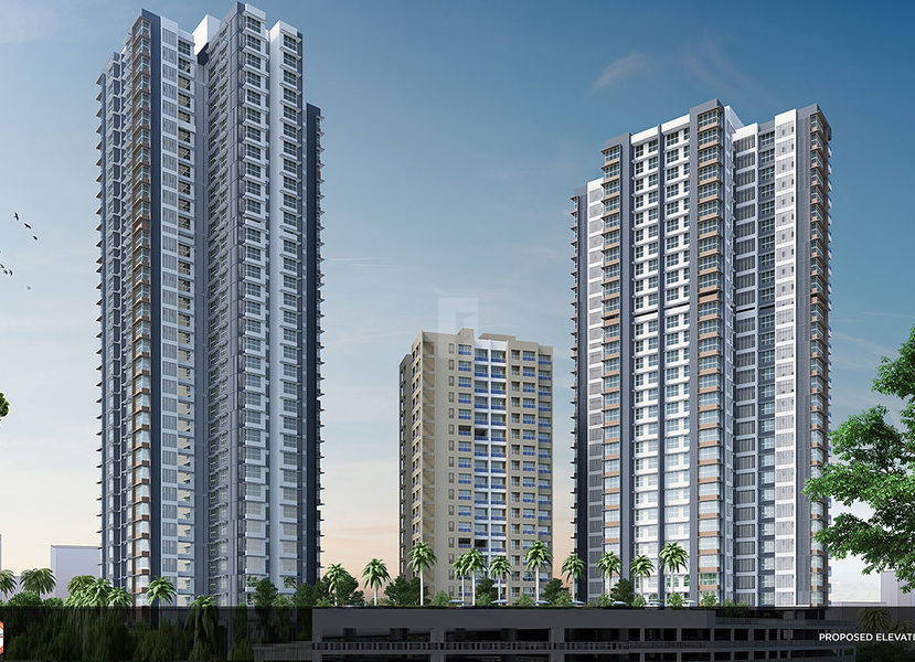 The Wadhwa Crown Residences - Project Images