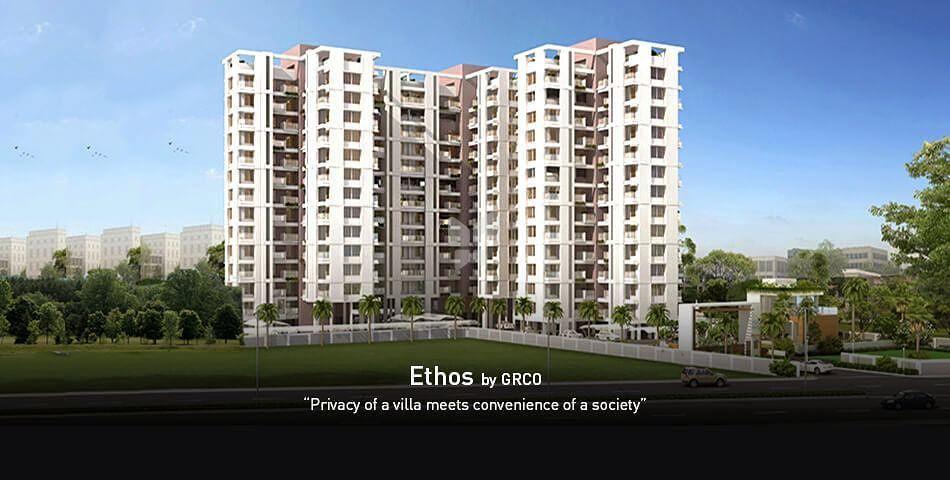 Wakadar Ethos - Elevation Photo