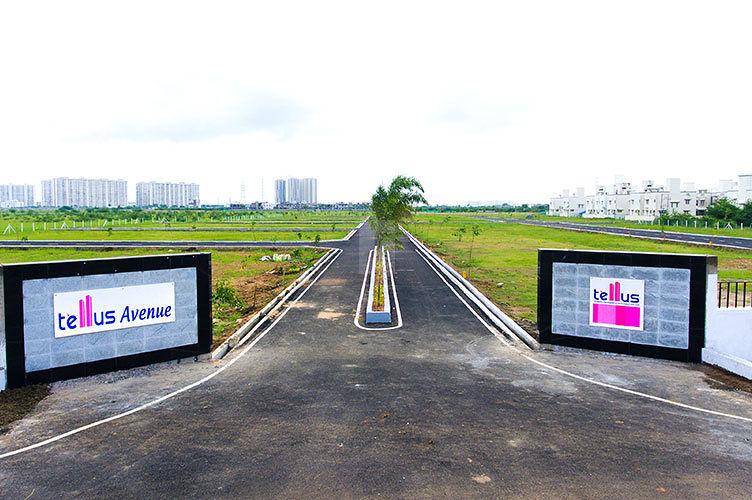 Tellus Avenue Ottiyambakkam Phase II - Elevation Photo