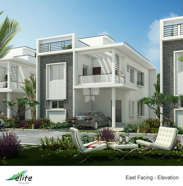 3 Bhk Elite Villas In Kollur Hyderabad Roofandfloor