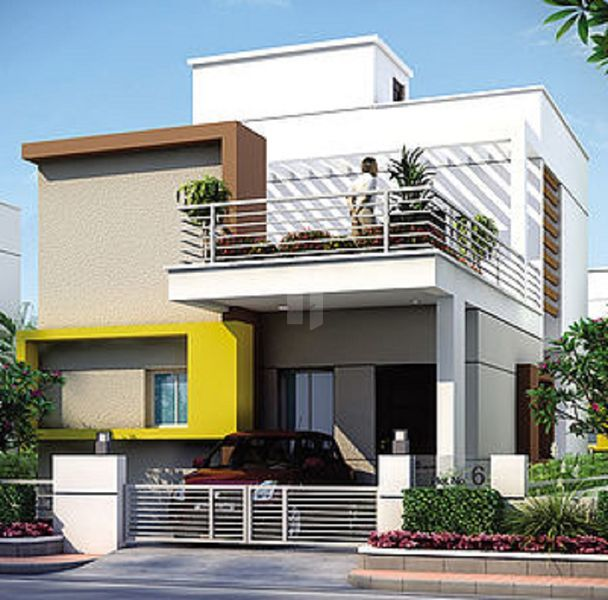 Ramakrishna Villaa Greenz - Project Images