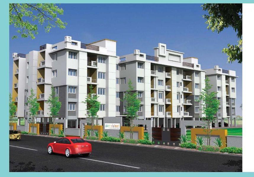 Baashyaam Happy Windows - Elevation Photo