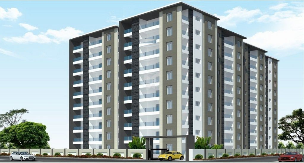 Apurupa Ultra Luxury Residential Apartments - Project Images