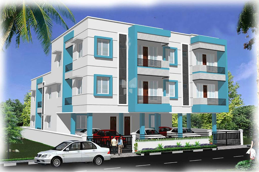 Lakshmi Builders Chandrasekharan Nagar - Elevation Photo