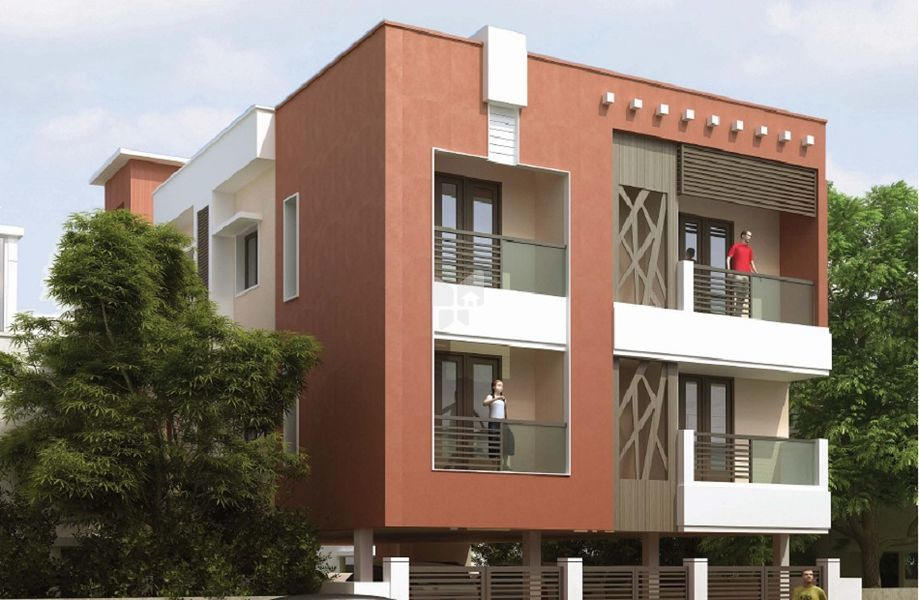 Colorhomes Nest - Project Images