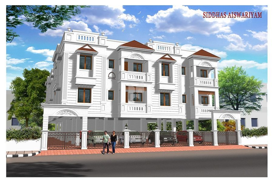 Anmol Shrusti Siddhas Aiswariyam - Project Images