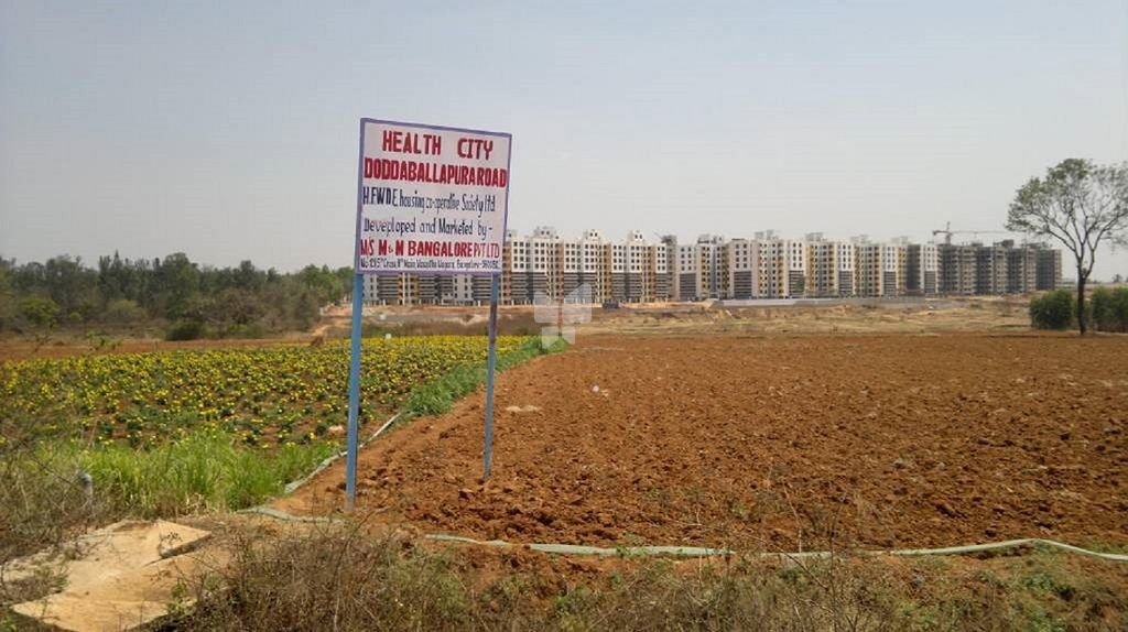 M And M Health City Ivc Road - Project Images