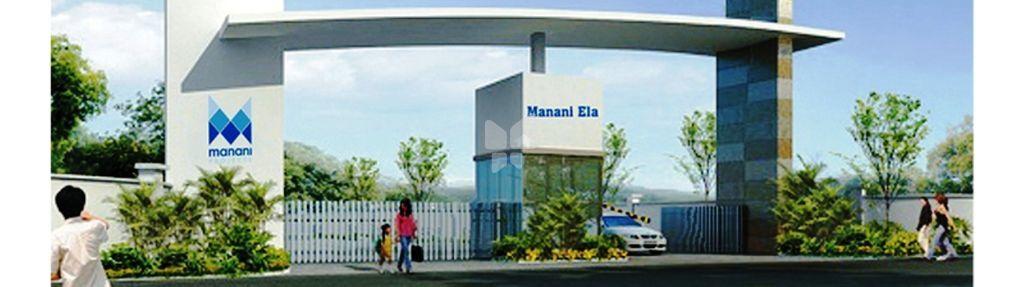 Manani Ela - Elevation Photo
