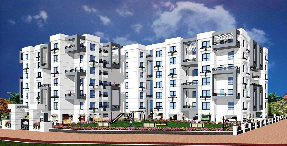 Atul Grandura Apartment - Project Images
