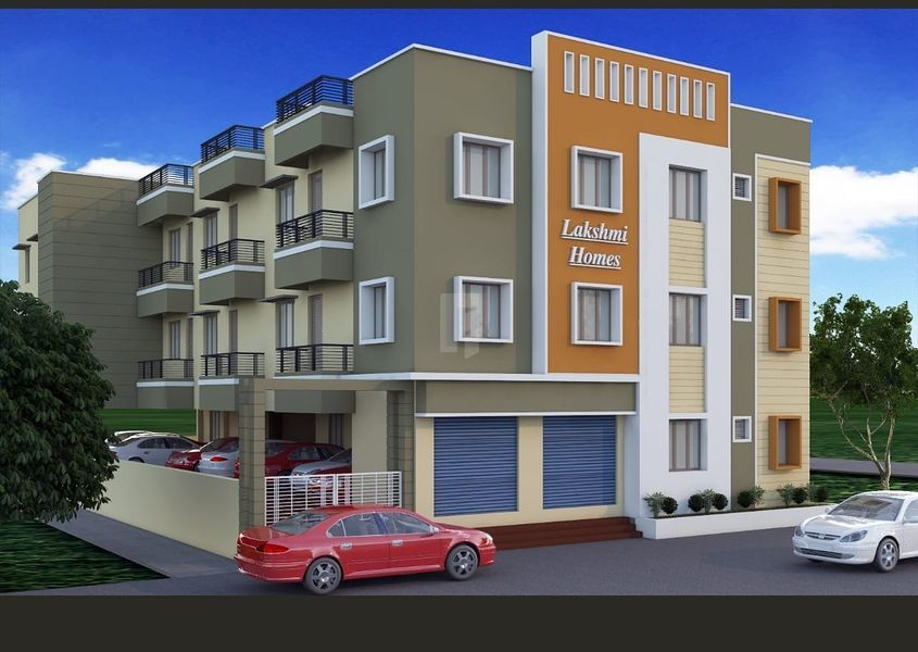 Vishnu Lakshmi Homes - Elevation Photo