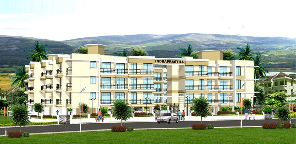Pratham Indraprashta - Elevation Photo