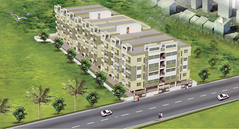 Golden lake view in silk board bangalore price floor for Apartment make ready board