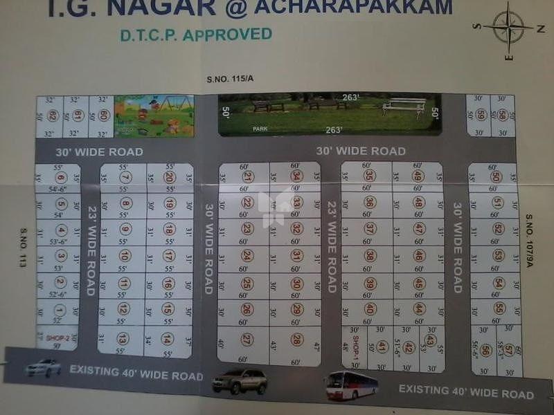 Value City T.G. Nagar - Master Plan