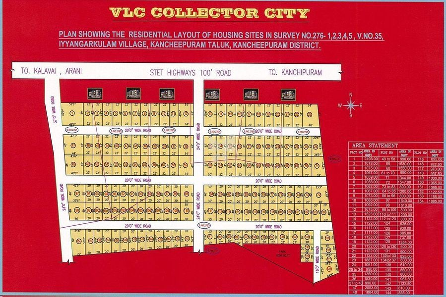 VLC Collector City - Master Plans