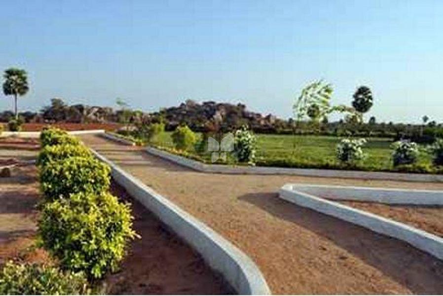 SaiSurya Gokul Krishna Gardens - Elevation Photo