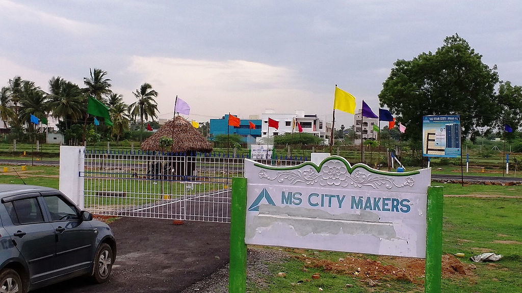 MS Sai Star City Phase I - Project Images