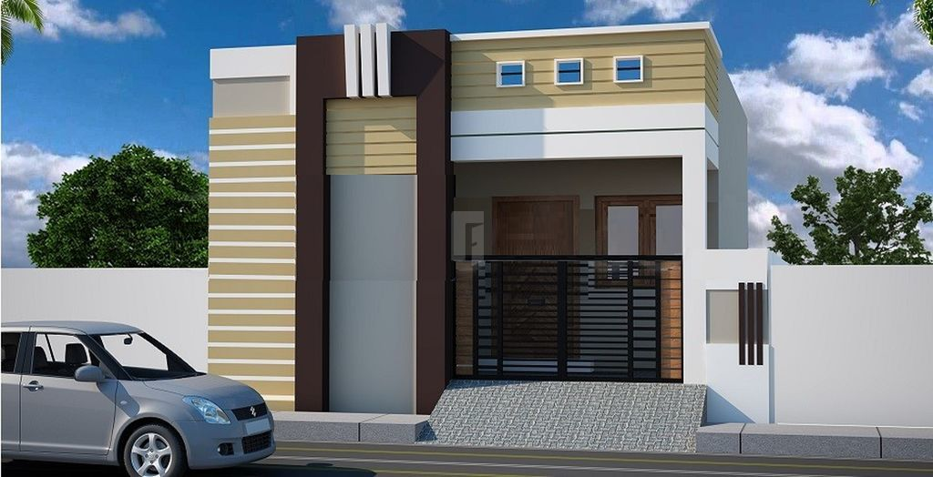 JS Paradise DR APJ Abdul Kalam Nagar - Elevation Photo