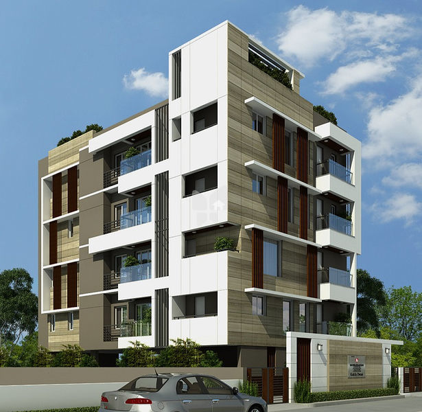 Kokila Dwani - Elevation Photo