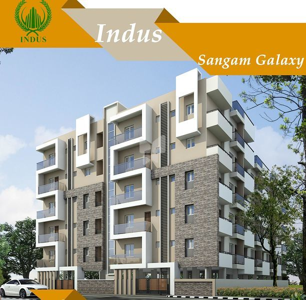 Indus Sangam Galaxy - Project Images