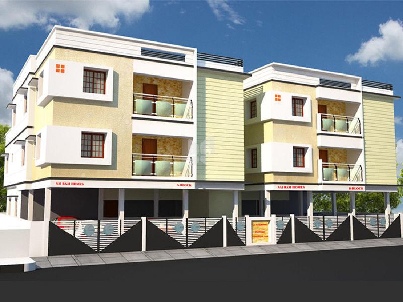 Sai Ram Padmavathi Nagar - Project Images