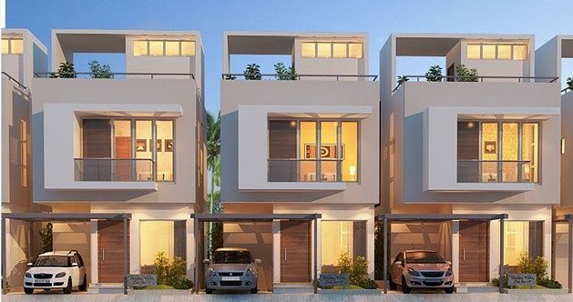 Fortune Residency Villa - Elevation Photo